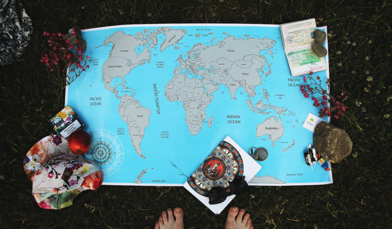 Cestování za hubičku – tipy a triky na levné a netradiční šťůrování světem! (Díl 1.)