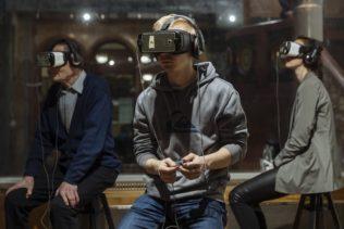 Virtuální realita na Jednom světě, 5.—8.4.2017