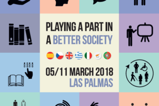 TC PLAYING A PART IN A BETTER SOCIETY, KANÁRSKÉ OSTROVY, 5.—11.3.2018