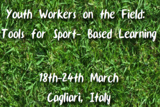 TC YOUTH WORKERS ON THE FIELD | Cagliari, 18.–24.3.2019