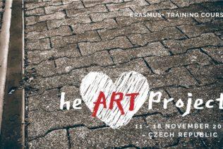 TC heART, Brno, 10. – 19.11.2019