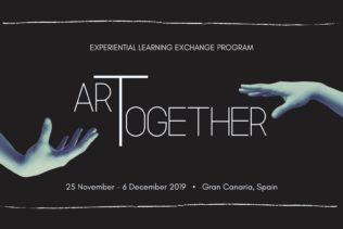YE ART together, Las Palmas, 25.11. – 6.12.2019
