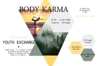 YE Body Karma, Portugalsko, 10.–18.3.2020