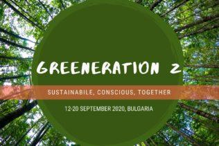 YE Greeneration Z, Bulharsko, 12.–20.9.2020